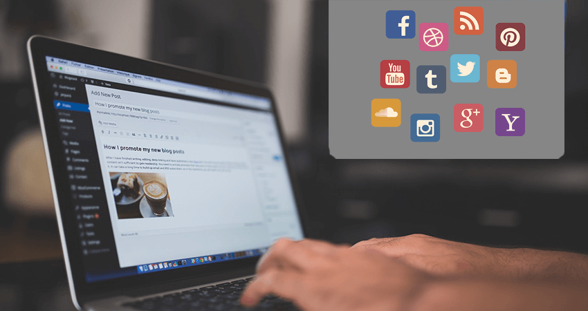 Post articles from jekyll to Twitter, Facebook and LinkedIn automatically