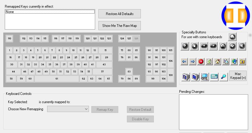How to remap or swap keyboard keys in Windows 7, 8.1 & 10?