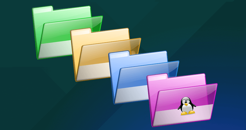 Purpose of each Directory inside Root Partition in Linux