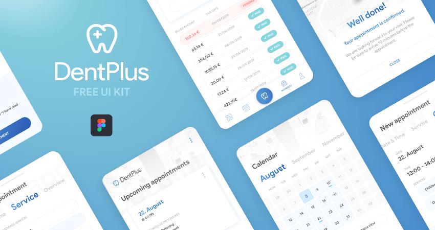 22 Outstanding Dentist App UI Designs